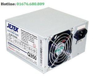 Nguồn máy tính JeTek Power Supply Q350 350W