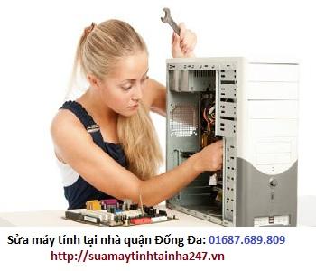 Sửa máy tính tại nhà quận Đống Đa
