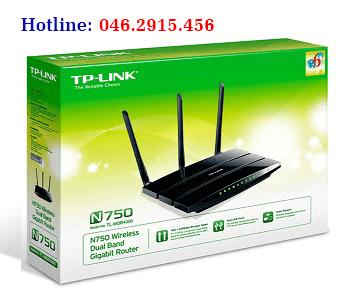 Bộ Phát Wifi TP-LINK TL-WDR4300 chính hãng