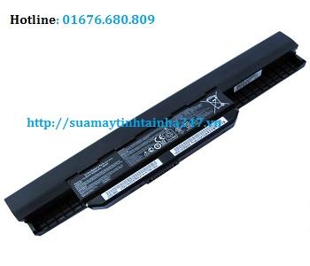 Pin laptop Asus k53 chính hãng, giá rẻ tại Hà Nội