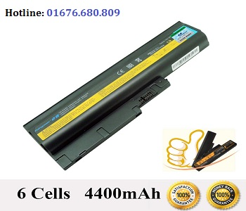 Pin laptop Lenovo R60, R61, R61E; T60; T61 giá rẻ cực sốc