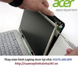 Thay màn hình Laptop Acer tại nhà Hà Nội