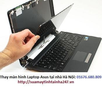 Thay màn hình Laptop Asus tại nhà Hà Nội