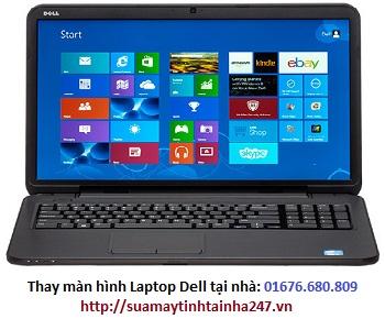 Thay màn hình Laptop Dell tại nhà Hà Nội