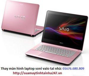 Thay màn hình Laptop Sony Vaio tại nhà Hà Nội