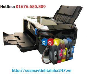 Bộ tiếp mực ngoài Canon IP 3680, IP 4769 giá rẻ