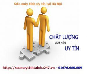 Sửa máy tính uy tín tại Hà Nội