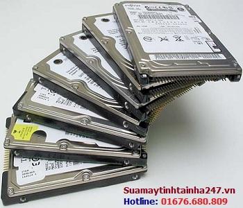 Thay ổ cứng laptop