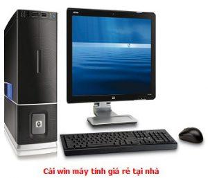 Dịch vụ cài win máy tính mới mua