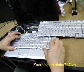 Thay bàn phím laptop lấy ngay sau 15 phút