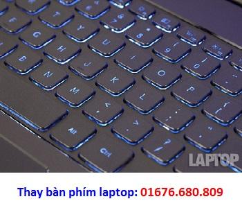 Thay bàn phím laptop tại nhà