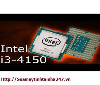 Bộ vi xử lý Intel Core i3 4150
