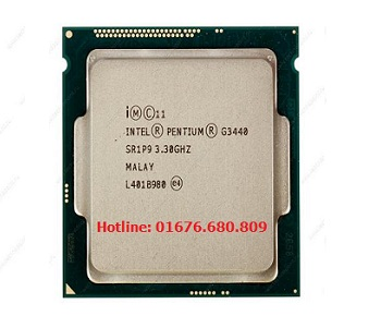 Bộ vi xử lý Intel Pentium G3440