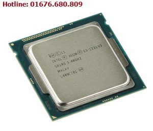 Bộ vi xử lý Intel Xeon E3 1231V3