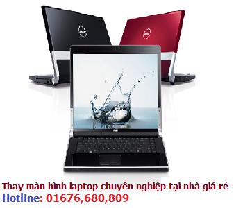 Thay màn hình laptop chuyên nghiệp tại nhà giá rẻ