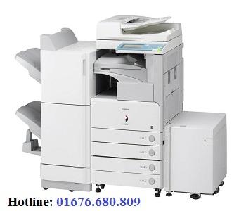 Đổ mực máy photocopy Canon tại nhà Hà Nội giá rẻ