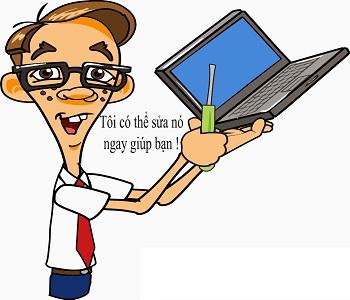 Dịch vụ sửa chữa laptop tại Hà Nội