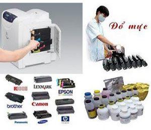 Đổ mực máy in giá rẻ tại Hà Nội