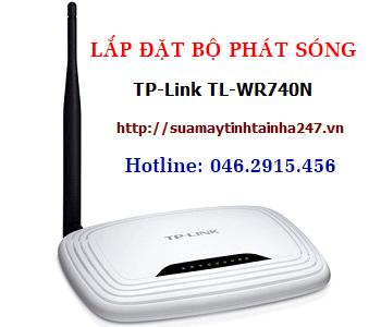 Bộ phát wifi TP-Link TL-WR740N