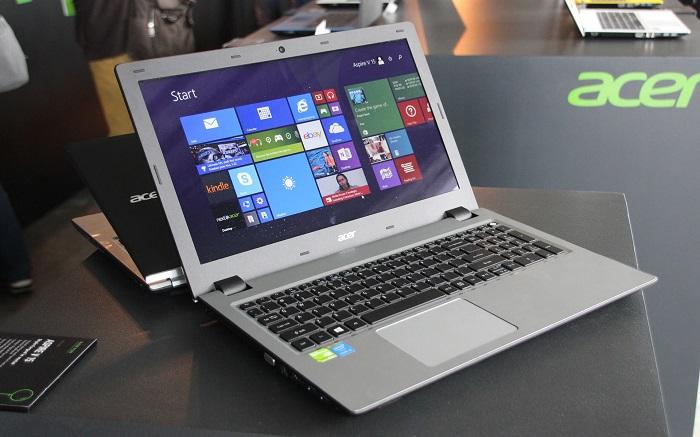 Thay màn hình laptop Acer 15.6 inch