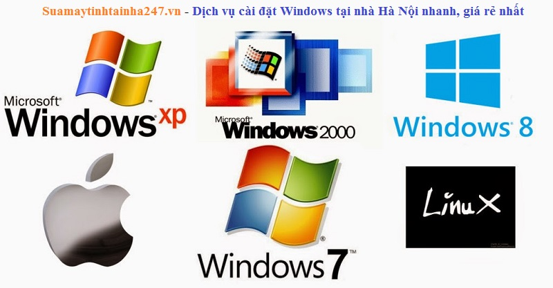 Cài Win cho laptop