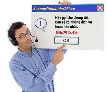 Sửa máy tính tại nhà Hà Nội uy tín