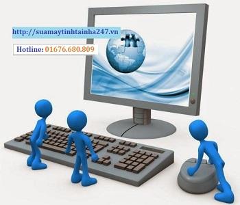 Dịch vụ sửa máy tính tại nhà Hà Nội