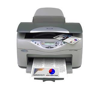 Đổ mực máy in Epson Cx5100 tại nhà Hà Nội