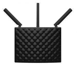 Bộ phát Wifi Tenda AC15 (Đen) Chuẩn N