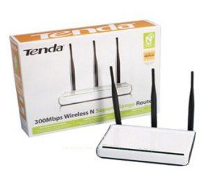 Bộ phát sóng Wifi không dây Tenda W303R giá rẻ