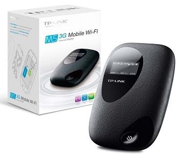 Bộ phát sóng wifi từ sim 3G tp-link M5350