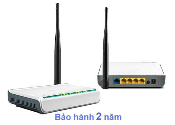 Bộ phát wifi Tenda W316R chuẩn N chính hãng – giá tốt