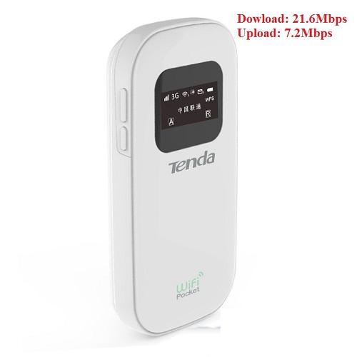 Bộ phát wifi 3G Tenda 3G185 chính hãng, giá tốt