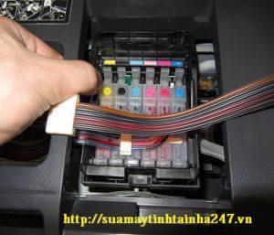 Sửa máy in màu Epson P50
