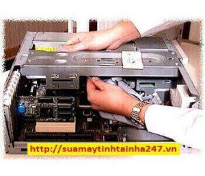 Dịch vụ sửa máy tính tại nhà Cầu Giấy