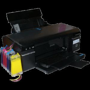 Bán máy in Epson T60 in phun màu khổ A4 sử dụng 6 màu mực